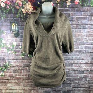 Express Women's Sweaters Crozy Cowl Neck Size L